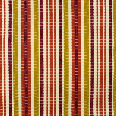S2328 Leaf Fabric: S27, ANNA ELISABETH, CRYPTON, CRYPTON HOME, PERFORMANCE, KID FRIENDLY, PET FRIENDLY, ANTI-MICROBIAL, STAIN RESISTANT, EASY TO CLEAN, WOVEN STRIPE, ORANGE STRIPE, PINK STRIPE, LARGE STRIPE