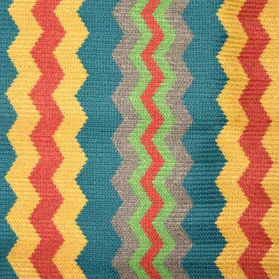 S2443 Fiesta Fabric: S30, ANNA ELISABETH, OUTDOOR, STRAW, GRASSCLOTH, GRASS CLOTH, OUTDOOR TEXTURE, TEXTURED OUTDOOR, CHEVRON OUTDOOR, OUTDOOR CHEVRON, MULTICOLOR OUTDOOR, YELLOW OUTDOOR, RED OUTDOOR, TEAL OUTDOOR