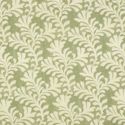S2475 Sprout Fabric: S31, ANNA ELISABETH, 100% COTTON, COTTON PRINT, FOLIAGE PRINT, GREEN FOLIAGE, SCROLL PRINT, GREEN SCROLL, FOLIAGE SCROLL