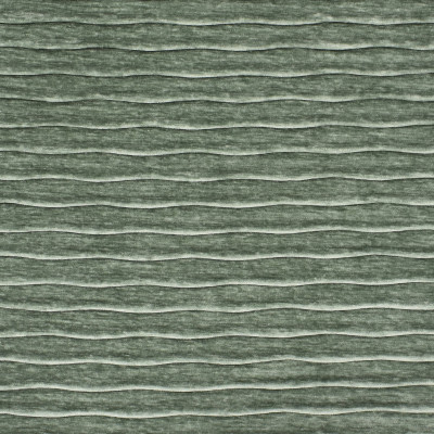 S2482 Seaglass Fabric: S31, ANNA ELISABETH, CONTEMPORARY GREEN CHENILLE, GREEN TEXTURE, GREEN CHENILLE, CONTEMPORARY TEXTURE, PLEAT, PLEATED, PLEATED STRIPE, GREEN PLEAT