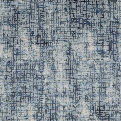 S2494 Indigo Fabric: S31, ANNA ELISABETH, BLUE, CONTEMPORARY WOVEN, CONTEMPORARY TEXTURE, BLUE WOVEN