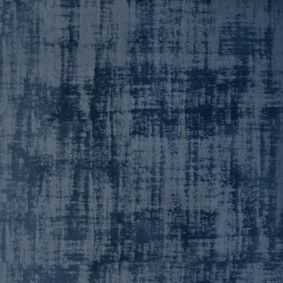 S2506 Marine Fabric: S31, ANNA ELISABETH, BLUE VELVET, PRINTED VELVET, BLUE PRINTED VELVET, ALL OVER PRINT, DRAPERY, WINDOW