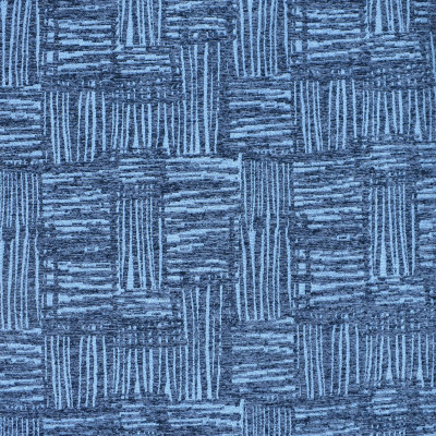 S2513 Evening Fabric: S31, ANNA ELISABETH, CONTEMPORARY BLUE CHENILLE, BLUE TEXTURE, BLUE CHENILLE, CONTEMPORARY TEXTURE