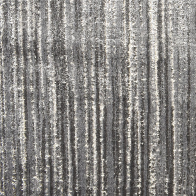 S2574 Slate Fabric: S32, ANNA ELISABETH, VELVET STRIPE, GRAY VELVET TEXTURE, VELVET TEXTURE, STRIE VELVET, TEXTURED VELVET