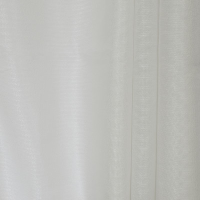 S2606 Snow Fabric: S33, WINDOW, ANNA ELISABETH, DRAPERY, WHITE, WHITE STRIPE, STRIPE WINDOW, WHITE WINDOW STRIPE, WINDOW STRIPE, WHITE FAUX LINEN, FAUX LINEN, FAUX LINEN STRIPE, STRIPE FAUX LINEN, METALLIC STRIPE, METALLIC WINDOW, SHEER STRIPE, SHEER