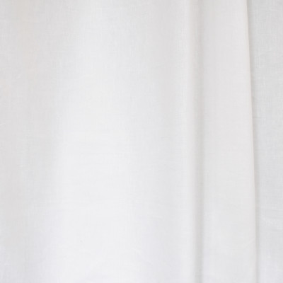 S2607 Cloud Fabric: S33, WINDOW, ANNA ELISABETH, DRAPERY, WHITE, FAUX LINEN, WHITE FAUX LINEN, SOLID WHITE DRAPERY, WHITE WINDOW, WHITE DRAPERY, SOLID WHITE FAUX LINEN, SOLID WHITE