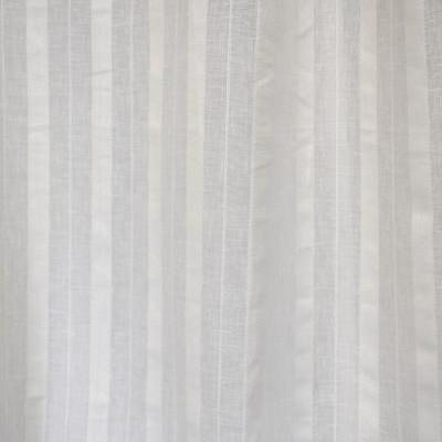 S2623 Snow Fabric: S33, WINDOW, ANNA ELISABETH, DRAPERY, WHITE, WHITE STRIPE, STRIPE WINDOW, WHITE WINDOW STRIPE, WINDOW STRIPE, WHITE FAUX LINEN, FAUX LINEN, FAUX LINEN STRIPE, STRIPE FAUX LINEN, FAUX LINEN TEXTURE, STRIPE TEXTURE, TEXTURE