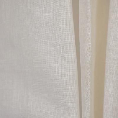 S2624 Off White Fabric: S33, WINDOW, ANNA ELISABETH, DRAPERY, OFF WHITE, CREAM, LINEN, 100% LINEN, OFF WHITE LINEN, SOLID DRAPERY, OFF WHITE WINDOW, OFF WHITE DRAPERY, SOLID CREAM LINEN, CASEMENT, OFF WHITE CASEMENT