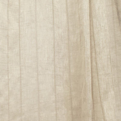 S2630 Tumbleweed Fabric: S33, WINDOW, ANNA ELISABETH, DRAPERY, NEUTRAL, NEUTRAL STRIPE, STRIPE WINDOW, NEUTRAL WINDOW STRIPE, WINDOW STRIPE, NEUTRAL LINEN, LINEN, 100% LINEN, LINEN STRIPE, STRIPE LINEN, FLAX