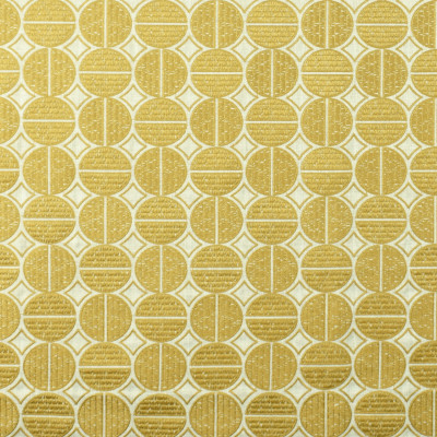 S2641 Coin Fabric: S34, WINDOW, ANNA ELISABETH, DRAPERY, EMBROIDERY, MEDALLION, MEDALLION EMBROIDERY, GOLD MEDALLION, GOLD EMBROIDERY, GEOMETRIC, GEOMETRIC EMBROIDERY, GOLD GEOMETRIC, YELLOW MEDALLION, YELLOW EMBROIDERY, YELLOW GEOMETRIC, GOLD, YELLOW