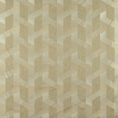 S2663 Pearl Fabric: S34, WINDOW, ANNA ELISABETH, DRAPERY, EMBROIDERY, GEOMETRIC, GEOMETRIC EMBROIDERY, PEARL, NEUTRAL, CONTEMPORARY, CONTEMPORARY GEOMETRIC, NEUTRAL CONTEMPORARY