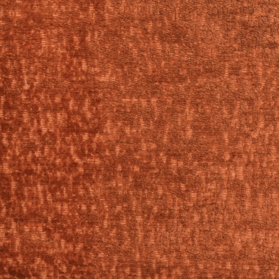 S2737 Cinnamon Fabric: S36, ANNA ELISABETH, CRYPTON, CRYPTON HOME, PERFORMANCE, EASY TO CLEAN, ANTI-MICROBIAL, STAIN RESISTANT, NFPA260, NFPA 260, ORANGE, CHENILLE, ORANGE CHENILLE, SOLID, SOLID ORANGE, CINNAMON