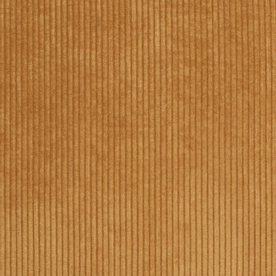 S2850 Ginger Fabric: S38, ANNA ELISABETH, NFPA260, NFPA 260, STRIPE, TEXTURE, GOLD, BROWN, GOLD STRIPE, BROWN STRIPE, CORDUROY, GOLD CORDUROY, BROWN CORDUROY, CORD