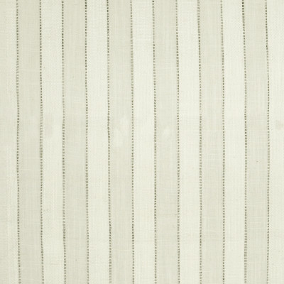 S2885 Chalk Fabric: S39, ANNA ELISABETH, WHITE, STRIPE, WHITE STRIPE, WHITE WOVEN, WOVEN STRIPE