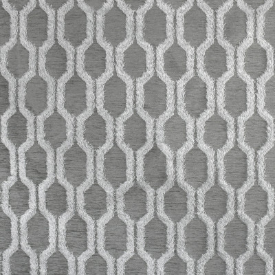 S2940 Platinum Fabric: S40, ANNA ELISABETH, NFPA260, NFPA 260, GRAY, TEXTURE, GEOMETRIC, GEOMETRIC TEXTURE, GRAY WOVEN, GEOMETRIC WOVEN, TEXTURED WOVEN