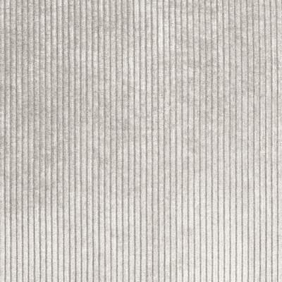 S2945 Silver Lining Fabric: S40, ANNA ELISABETH, NFPA260, NFPA 260, STRIPE, TEXTURE, GRAY, GRAY STRIPE, GRAY TEXTURE, TEXTURED STRIPE, CORD, CORDUROY, GRAY CORDUROY