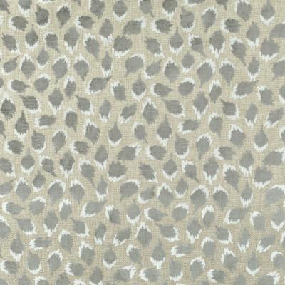 S2951 Silver Fabric: S40, ANNA ELISABETH, PEACOCK, ANIMAL, SKIN, GRAY ANIMAL, GRAY SKIN, CHENILLE, TEXTURE, CHENILLE ANIMAL, CHENILLE SKIN, GRAY CHENILLE, CHENILLE TEXTURE