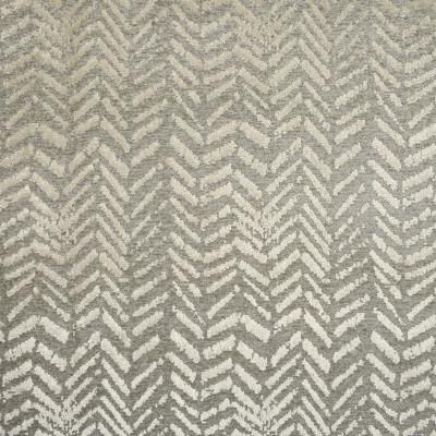 S2964 Dove Fabric: S40, ANNA ELISABETH, CONTEMPORARY, CHENILLE, GRAY, CHEVRON, ANIMAL, SKIN, TEXTURE, CONTEMPORARY CHEVRON, ANIMAL CHENILLE, CHENILLE TEXTURE