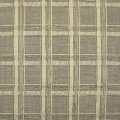 S2967 Fog Fabric: S40, ANNA ELISABETH, NFPA260, NFPA 260, GRAY, GREY, PLAID, WOVEN, GRAY PLAID, GRAY WOVEN, WOVEN PLAID