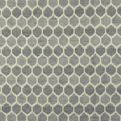 S2974 Smoke Fabric: S40, ANNA ELISABETH, GEOMETRIC, WOVEN, GRAY, GRAY GEOMETRIC, GRAY WOVEN, GEOMETRIC WOVEN
