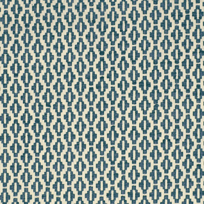 S3002 Denim Fabric: S41, ANNA ELISABETH, NFPA 260, NFPA260, GEOMETRIC, BLUE, WOVEN, BLUE WOVEN, BLUE GEOMETRIC, GEOMETRIC WOVEN, CHAIR SCALE, SMALL SCALE