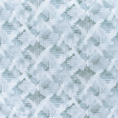 S3006 Chambray Fabric: S41, ANNA ELISABETH, NFPA 260, NFPA260, WATERCOLOR, PRINT, BLUE, CONTEMPORARY, BLUE PRINT, CONTEMPORARY PRINT