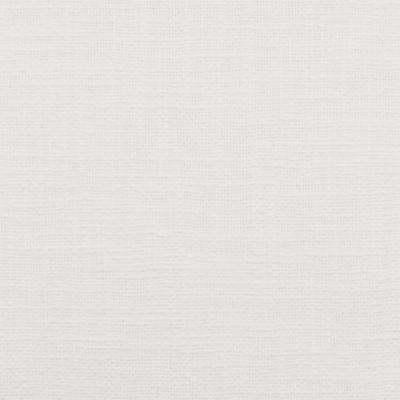 S3068 Snow Fabric: WHITE, PERFORMANCE, WHITE PERFORMANCE, SOLID WHITE, FAUX LINEN, WHITE FAUX LINEN