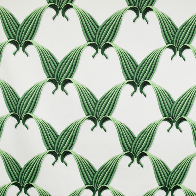 S3192 Verdigris Fabric: M03, FOLIAGE, CONTEMPORARY, PRINT, COTTON, 100% COTTON, COTTON PRINT, GREEN, LEAF