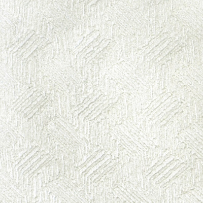 S3218 Cloud Fabric: M03, GEOMETRIC, CONTEMPORARY, EMBROIDERY, TEXTURE, WINDOW, WHITE