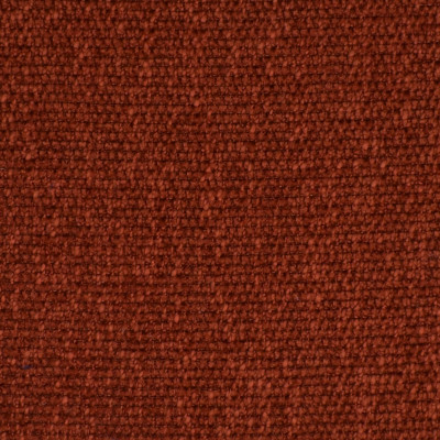 S3259 Sumac Fabric: S42, ANNA ELISABETH, PERFORMANCE, EASY TO CLEAN, ESSENTIALS, SOLID, TEXTURE, ORANGE, RUST, CLAY