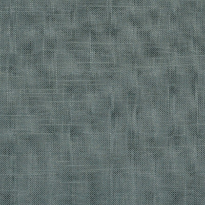 S3301 Horizon Fabric: S43, ANNA ELISABETH, SOLID, LINEN, FAUX LINEN, LINEN BLEND, BLUE, SLATE