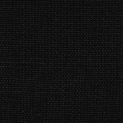 S3305 Ebony Fabric: S43, ANNA ELISABETH, SOLID, LINEN, WINDOW, BLACK, EBONY
