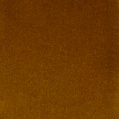 S3315 Ochre Fabric: S44, ANNA ELISABETH, SOLID, VELVET, COTTON, 100% COTTON, COTTON VELVET, BROWN, OCHRE, GOLDEN BROWN