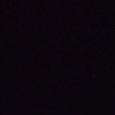 S3319 Onyx Fabric: S44, ANNA ELISABETH, SOLID, VELVET, COTTON, 100% COTTON, COTTON VELVET, BLACK, ONYX