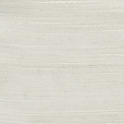 S3344 Chalk Fabric: S45, ANNA ELISABETH, WINDOW, DRAPERY, SOLID, FAUX SILK, WHITE, CHALK