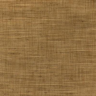 S3362 Harvest Fabric: S45, ANNA ELISABETH, WINDOW, DRAPERY, SOLID, FAUX SILK, BROWN, HARVEST
