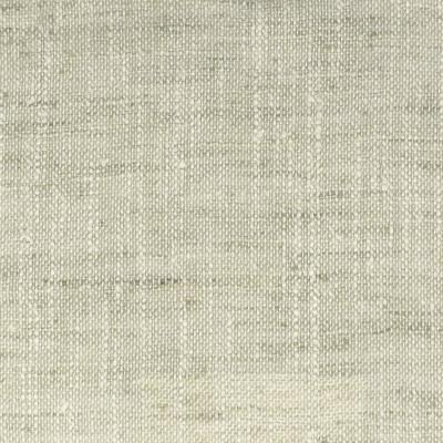 S3395 Foam Fabric: S45, ANNA ELISABETH, WINDOW, DRAPERY, SOLID, FAUX LINEN, GREEN, NEUTRAL, FOAM