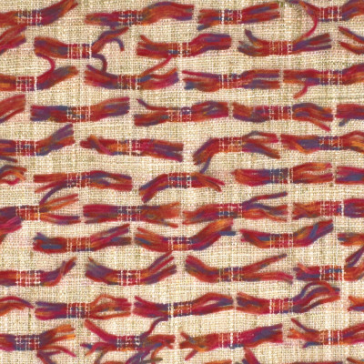 S3424 Fiesta Fabric: M04, ANNA ELISABETH, CONTEMPORARY, NOVELTY, TEXTURE, PINK, RED, FIESTA