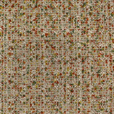 S3443 Turtle Fabric: M04, ANNA ELISABETH, CONTEMPORARY, TEXTURE, ORANGE, GREEN, YELLOW