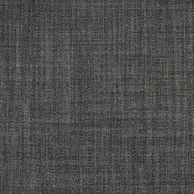 S3461 Charcoal Fabric: S46, ANNA ELISABETH, CRYPTON, CRYPTON HOME, PERFORMANCE, EASY TO CLEAN, GRAY, GREY, CHARCOAL, SOLID, TEXTURE