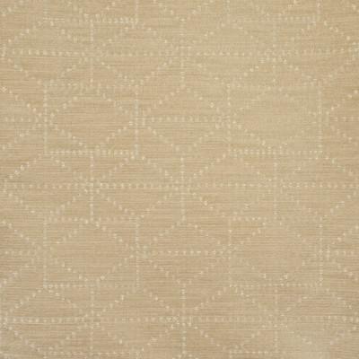 S3467 Oatmeal Fabric: S46, ANNA ELISABETH, CRYPTON, CRYPTON HOME, PERFORMANCE, EASY TO CLEAN, NEUTRAL, OATMEAL, GEOMETRIC, CHENILLE