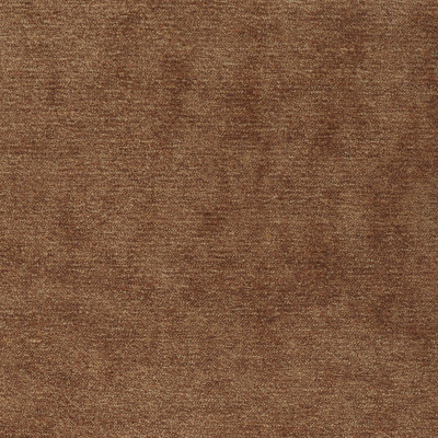S3478 Sienna Fabric: S46, ANNA ELISABETH, CRYPTON, CRYPTON HOME, PERFORMANCE, EASY TO CLEAN, SOLID, BROWN, CHENILLE, SIENNA