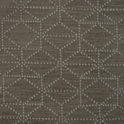 S3486 Granite Fabric: S46, ANNA ELISABETH, CRYPTON, CRYPTON HOME, PERFORMANCE, EASY TO CLEAN, GEOMETRIC, GRAY, GREY, GRANITE, CHENILLE