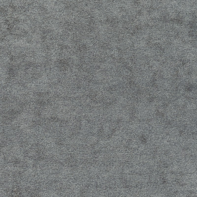 S3497 Pewter Fabric: S46, ANNA ELISABETH, CRYPTON, CRYPTON HOME, PERFORMANCE, EASY TO CLEAN, SOLID, CHENILLE, GRAY, GREY, PEWTER