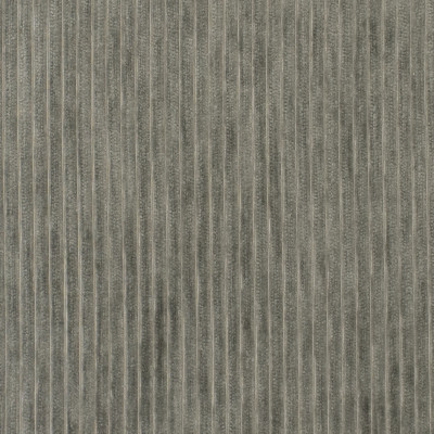 S3503 Pewter Fabric: S46, ANNA ELISABETH, CRYPTON, CRYPTON HOME, PERFORMANCE, EASY TO CLEAN, STRIPE, TEXTURE, CORDUROY, CORD, GRAY, GREY, PEWTER