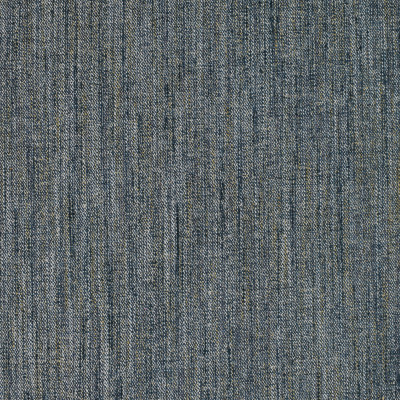 S3517 Denim Fabric: S47, ANNA ELISABETH, CRYPTON, CRYPTON HOME, PERFORMANCE, EASY TO CLEAN, STRIPE, STRIE, MULTI, BLUE, DENIM, TEXTURE