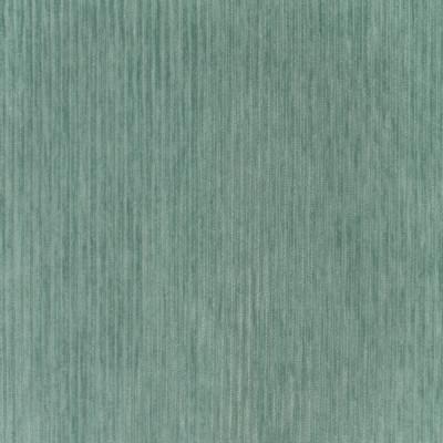 S3534 Sky Fabric: S47, ANNA ELISABETH, CRYPTON, CRYPTON HOME, PERFORMANCE, EASY TO CLEAN, STRIPE, TEXTURE, CORDUROY, CORD, GREEN, ZEN, SKY, MIST