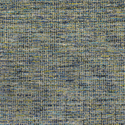 S3570 Turquoise Fabric: S47, ANNA ELISABETH, CRYPTON, CRYPTON HOME, PERFORMANCE, EASY TO CLEAN, CONTEMPORARY, TEXTURE, BLUE, TURQUOISE, MULTI