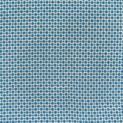 S3651 Azure Fabric: M05, DITSY, TEXTURE, DOT, BLUE, AZURE