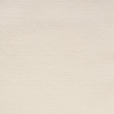 S3674 Eggshell Fabric: S48, MADE IN USA, CRYPTON, CRYPTON HOME, PERFORMANCE, EASY TO CLEAN, DIAMOND, GEOMETRIC, TEXTURE, WHITE, EGGSHELL